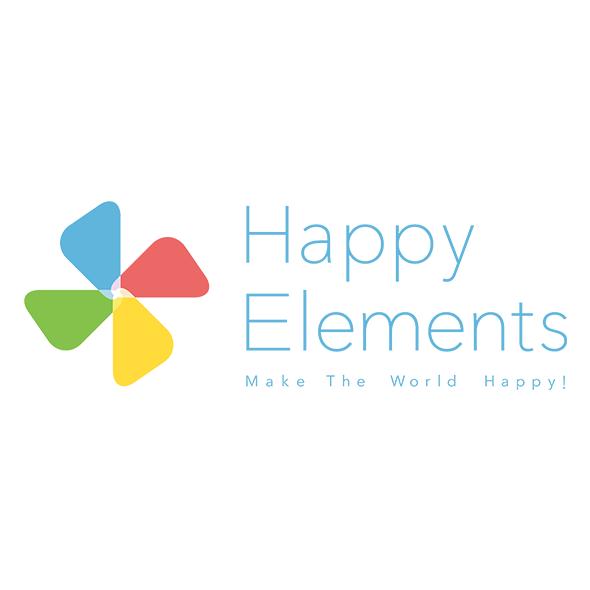 """""""Happy Elements株式会社"""""""